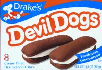 Devil Dogs nice when they are in the Frig